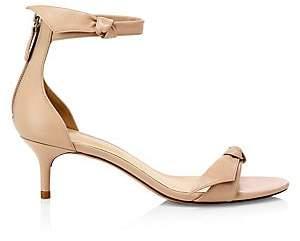 Alexandre Birman Women's Clarita Kitten Heel Sandals