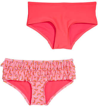 H&M 2-pack Bikini Briefs - Pink