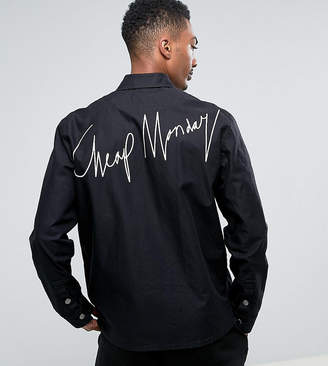 Cheap Monday Printed Cotton Jacket