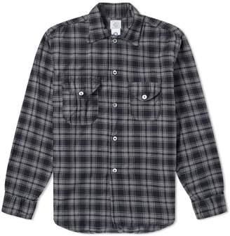 Post Overalls E-Z Cruz Plaid Shirt