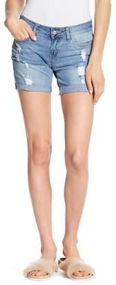 Soundgirl Destruction Boyfriend Shorts