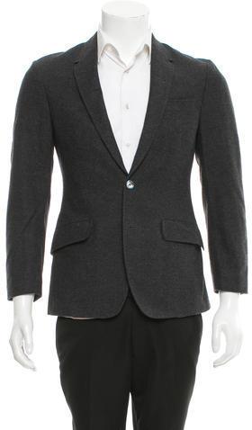 Paul SmithPaul Smith Wool Abbey Blazer