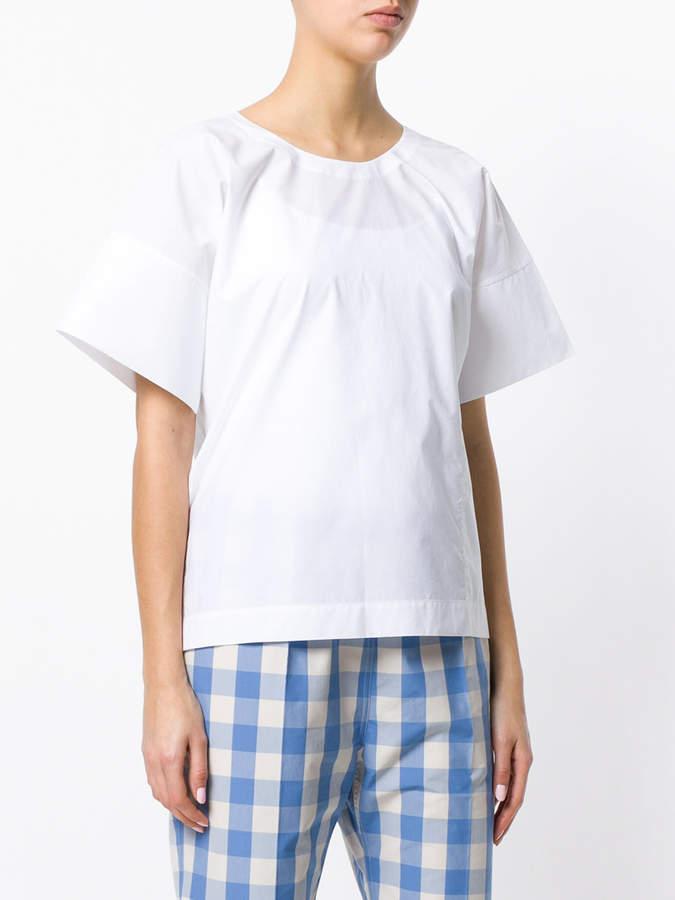 Sofie D'hoore poplin T-shirt
