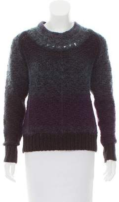 Theyskens' Theory Wool Knit Sweater