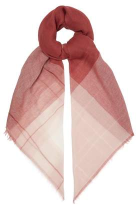 Max Mara Arcella Scarf - Womens - Pink