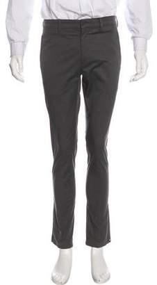 Prada Zipper-Accented Pants