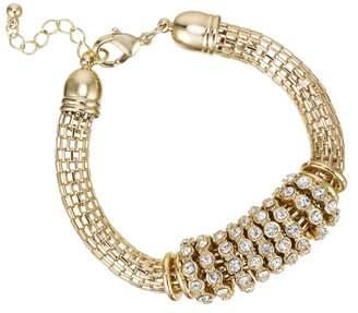 Principles - Crystal Rhondel Bracelet