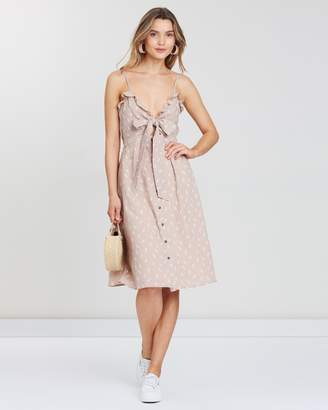 MinkPink Portofino Midi Dress