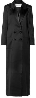 Marques Almeida Marques' Almeida - Wool Coat - Black