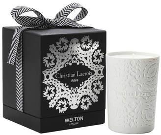 Christian Lacroix Arles Porcelain Candle