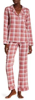 UGG Raven Plaid PJ 2-Piece Set