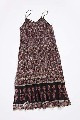 Vintage Loves Vintage 1970s Petite Floral Print Dress
