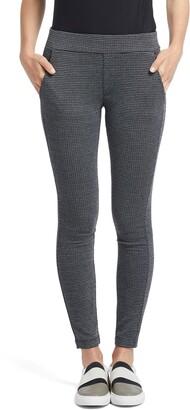 Nic+Zoe Patterned Skinny Knit Pants