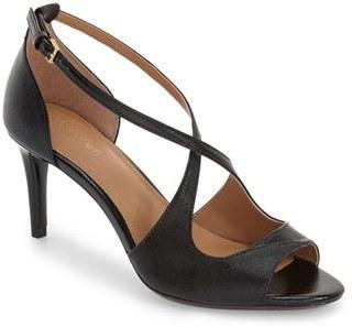 Calvin Klein 'Landria' Peep Toe Pump (Women) $109.95 thestylecure.com