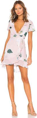 Show Me Your Mumu Winnie Wrap Dress