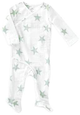 Aden and Anais Unisex Star Print Footie - Baby