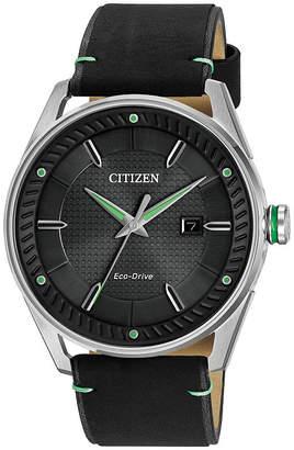 DRIVE FROM CITIZEN ECO-DRIVE Drive from Citizen Mens Black Strap Watch-Bm6980-08e