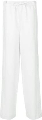 Valentino palazzo track pants