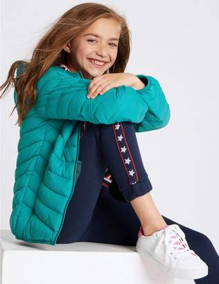 Marks and Spencer Lightweight Coat with Stormwear (3-16 Years)