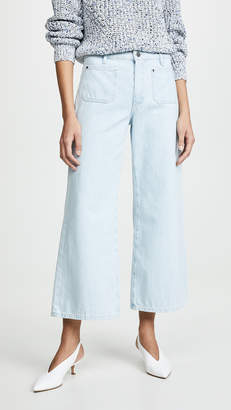 ei8htdreams Wide Leg Natalia Jeans