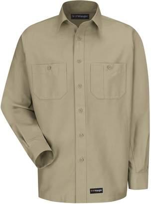 Wrangler Men's Workwear Work Shirt