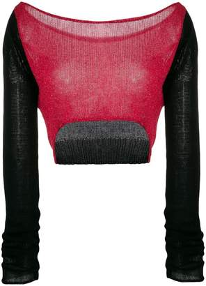 Lost & Found Rooms cropped jumper