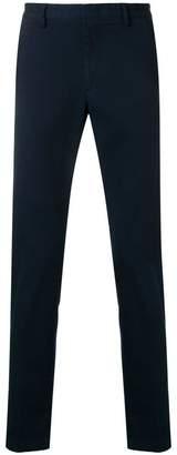 HUGO BOSS slim-fit trousers