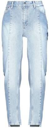 SET Denim trousers