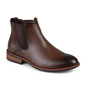 Co VANCE Vance Mens Landon Chelsea Dress Boots Pull-on
