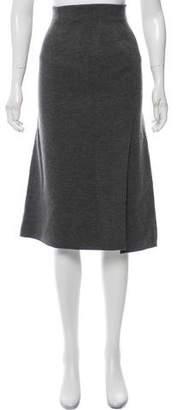 Rag & Bone Wool Midi Skirt