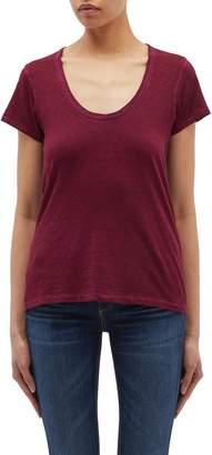 Rag & Bone Garment dyed Pima cotton T-shirt