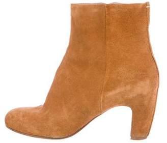 Maison Margiela Suede Ankle Boots