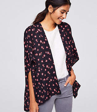 LOFT Azalea Kimono