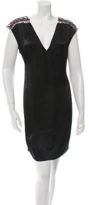 Stella McCartney Embellished Shift Dress
