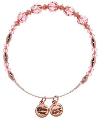 d1c7accbb9 Alex and Ani Color Palette Adorned Swarovski Crystal Beaded Expandable Wire  Bracelet