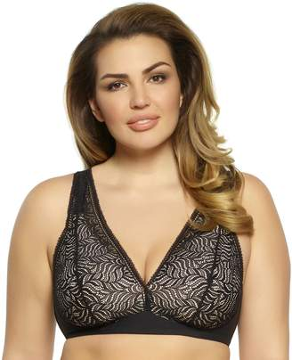 Felina Paramour By Paramour by Bras: Carolina Full-Figure Unlined Wire Free Triangle Bra 175011
