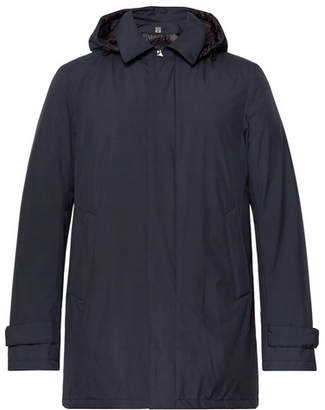 Herno Laminar Waterproof Gore-Tex Hooded Jacket