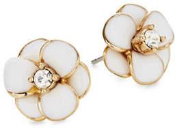 Kate Spade Shine On Flower Stud Earrings