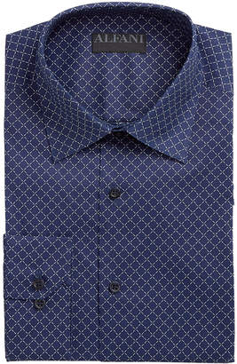 Alfani Assorted AlfaTech by Men's Slim-Fit Performance Print Dress Shirts