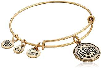 Alex and Ani Ohio State University Logo Expandable Bangle Bracelet