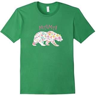 DAY Birger et Mikkelsen Mother's T-shirt Pink Floral Best Mama Bear Shirt Gift