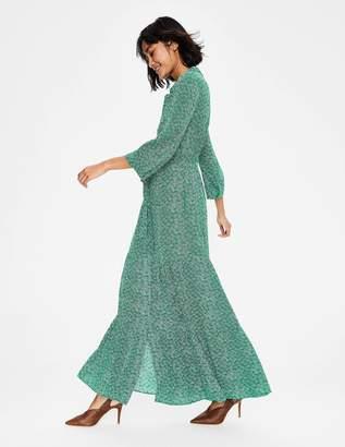 Boden Viola Maxi Shirt Dress