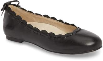 Jack Rogers Lucie II Scalloped Flat