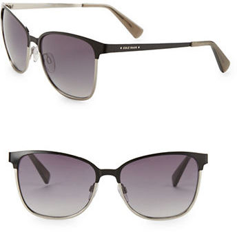 Cole Haan Cole Haan 58MM Square Sunglasses
