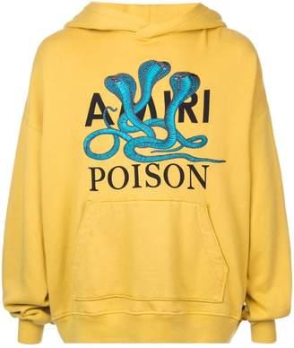 Amiri Poison hoodie