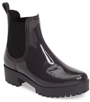 Jeffrey CampbellWomen's Jeffrey Campbell Cloudy Chelsea Rain Boot