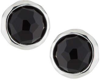 Ippolita Rock Candy Stud Earrings in Black Onyx