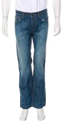 Just Cavalli Woven Skinny Jeans