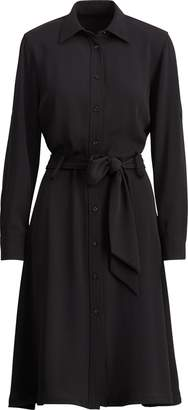 Ralph Lauren Fit-and-Flare Shirtdress