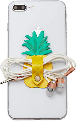 Kate Spade Pineapple Cord Keeper Sticker
